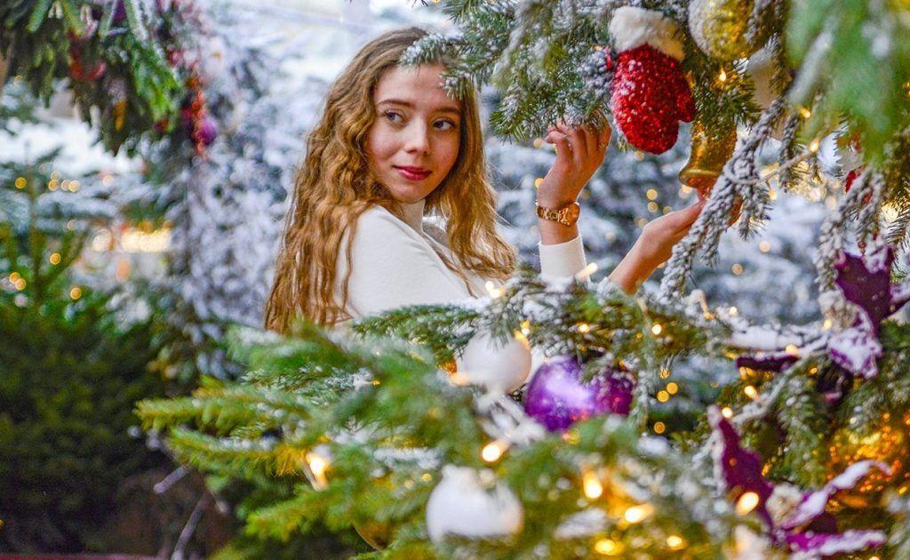 Жителей юга пригласили на площадку «Путешествия в Рождество»