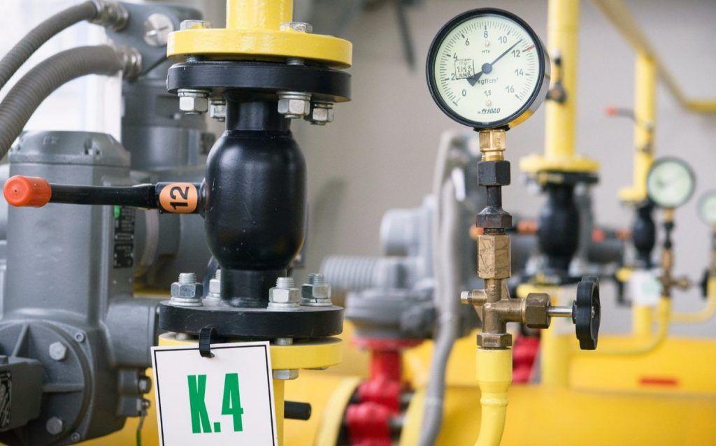 Газопроводы на территории Даниловского района и Бирюлева Западного реконструируют