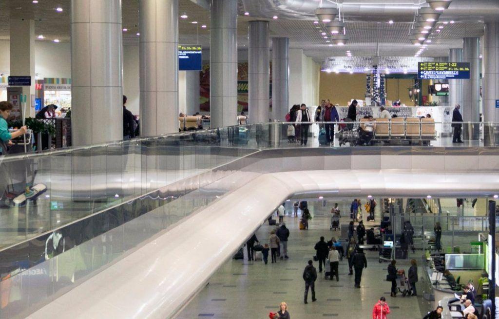 В аэропортах столицы усилят контроль за рейсами из Ирана и Южной Кореи