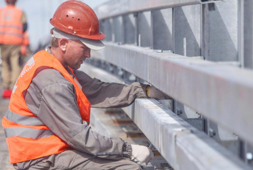 Борисовские мосты капитально отремонтируют до конца 2020 года