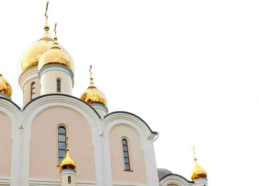 Кресты на храм в честь Живоначальной Троицы планируют поднять в июне