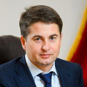 Алексей Немерюк, руководитель Департамента торговли и услуг