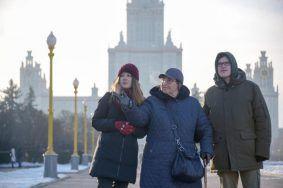 Проводить познавательные прогулки москвичи смогут в любое время суток. Фото: Антон Гердо, «Вечерняя Москва»