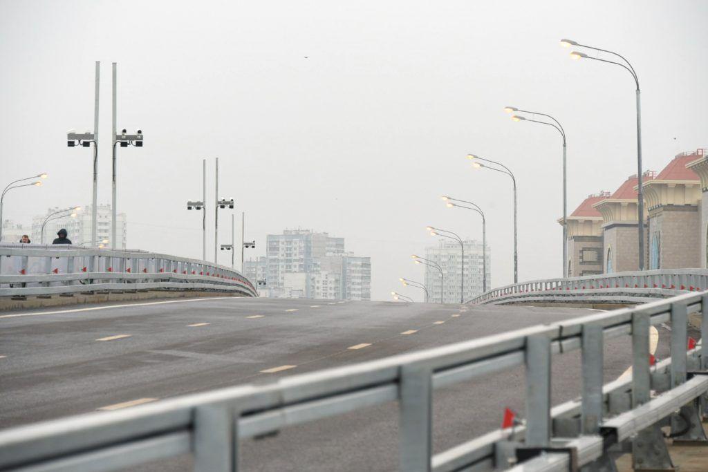 Первых посетителей «Острова Мечты» предупредили о возможных пробках на близлежащих к парку дорогах