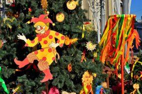 Жители Южного административного округа смогут поучаствовать в мастер-классах по приготовлению разноцветных блинов на Даниловском рынке. Фото: Анна Быкова