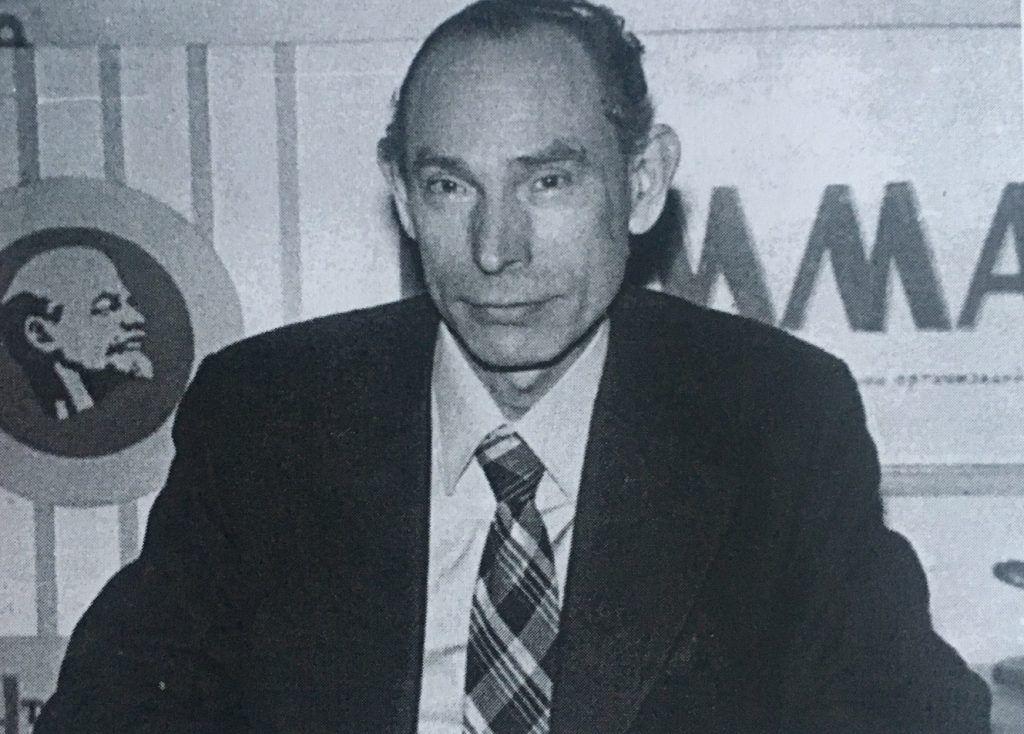 Андрей Куренков проработал в сфере строительства 42 года. Фото из личного архива