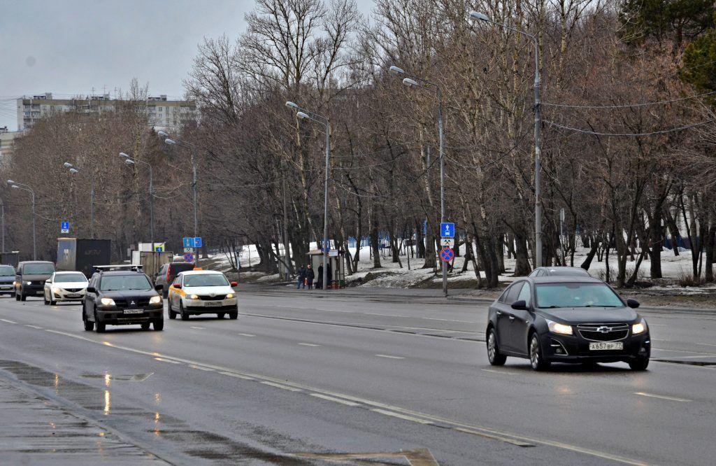 Реконструкцию проведут на участке Кантемировской улицы