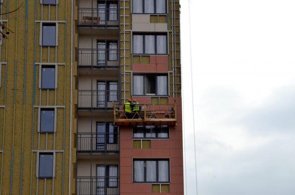 Более миллиона квадратных метров недвижимости ввели в эксплуатацию на юге в 2019 году