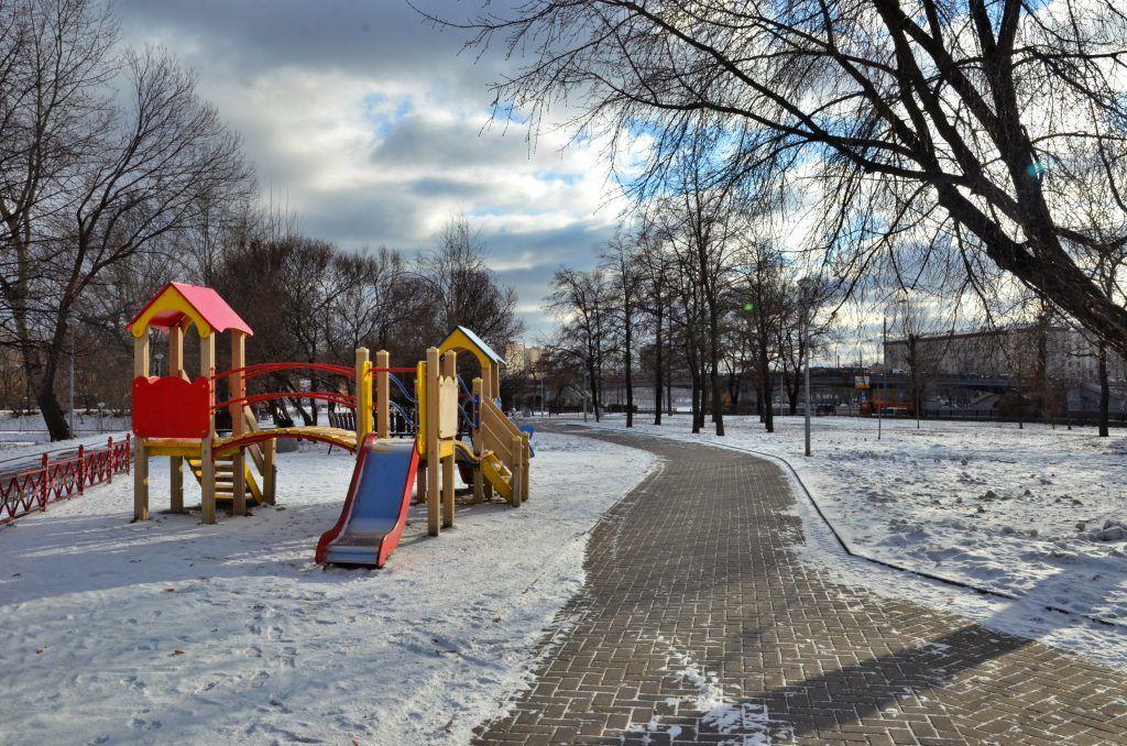 Более десяти дворов благоустроят в Москворечье-Сабурово. Фото: Анна Быкова