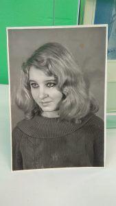 Супруга Анна Аркадьевна Иванова. 1967 год. Фото из семейного архива