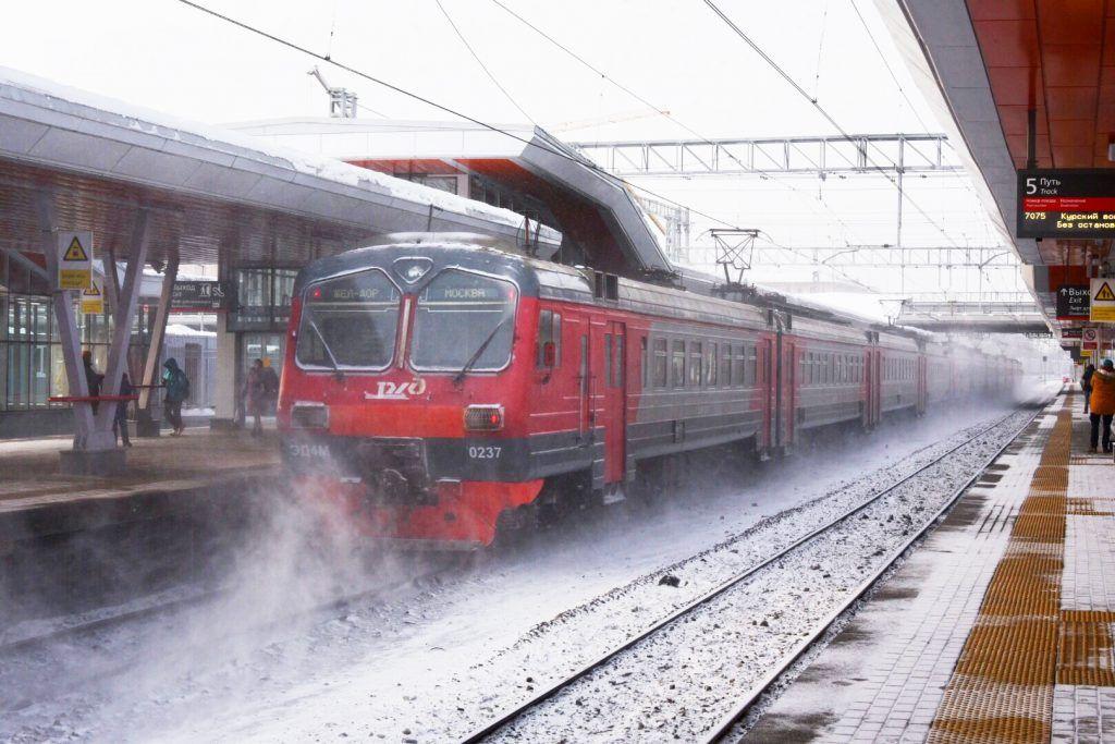 Проектировать переход через МЦД-2 в Царицыне начнут до конца марта