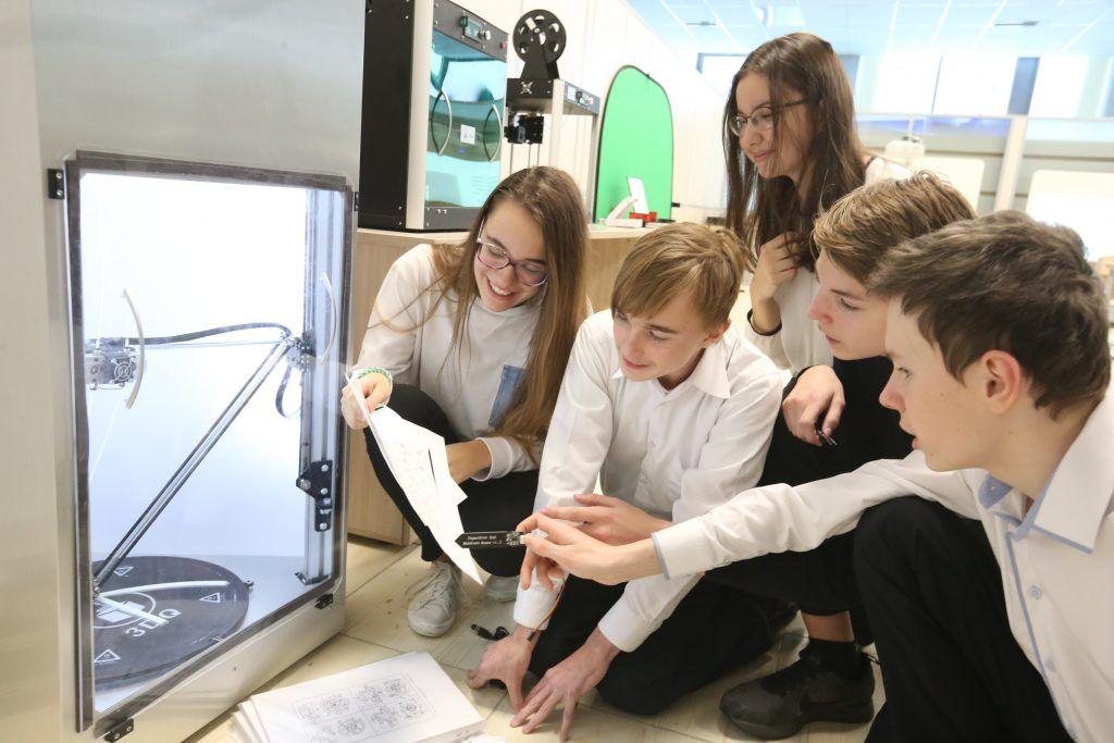 Столичных школьников пригласили на лекции по кибербезопасности