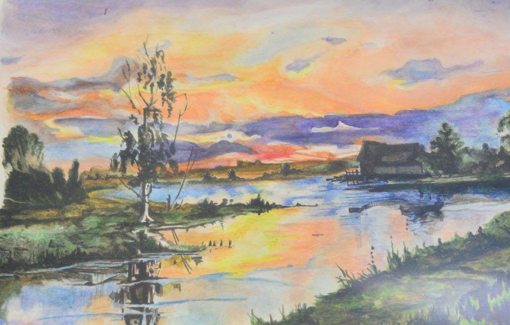 Картина Елены Суховодовой