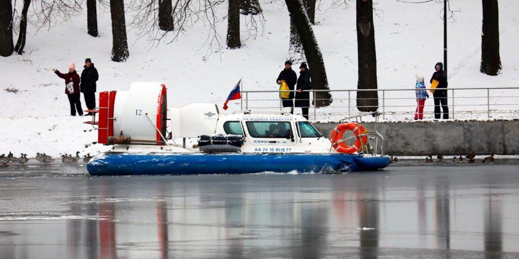 Спасатели предупреждают об опасности на водоемах столицы