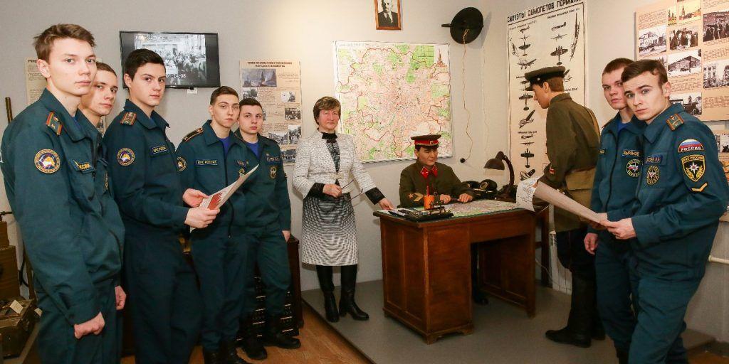 В Москве открылась новая музейная экспозиция