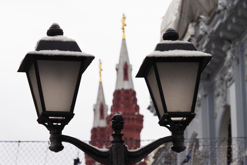 Жителей Москвы ждет рекордно низкое давление во вторник