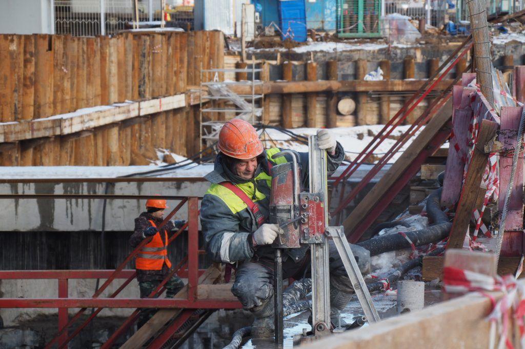 Власти Москвы согласовали пятый этап строительства улично-дорожной сети для ТПУ «Саларьево»