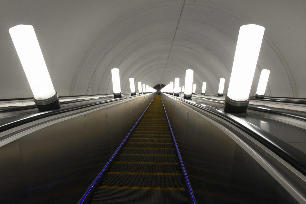 Ремонт 130 эскалаторов пройдет в московском метро