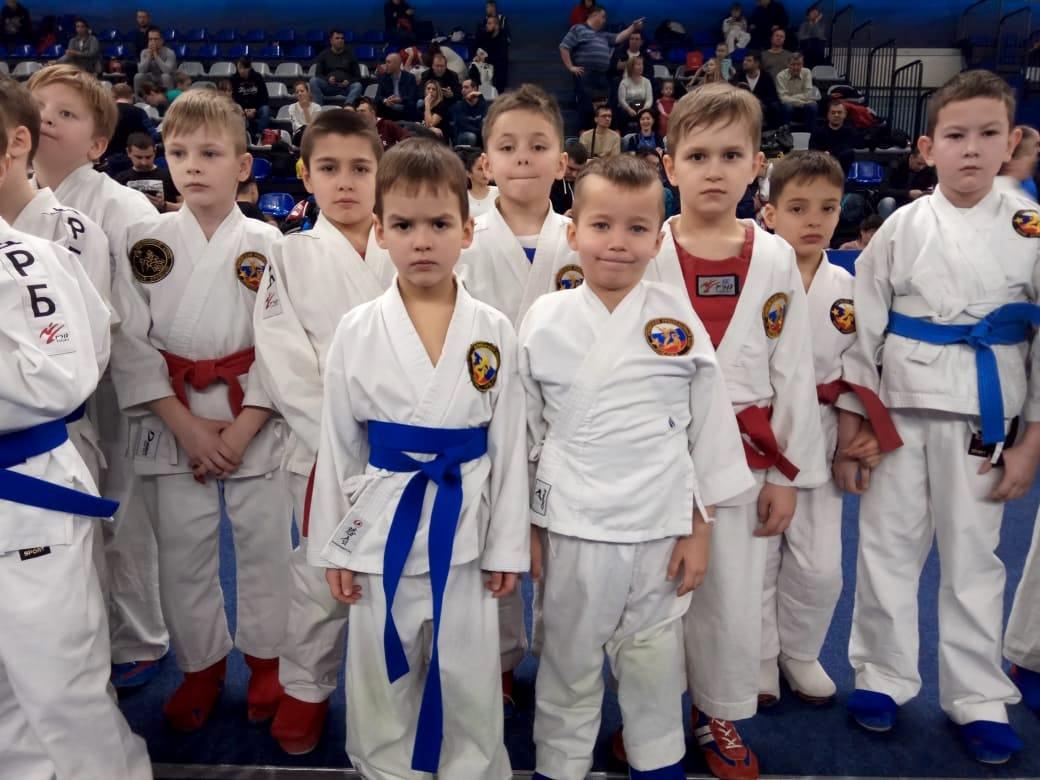 Спортсмены Московского центра боевых искусств завоевали семь призовых мест на «Юном Армейце»