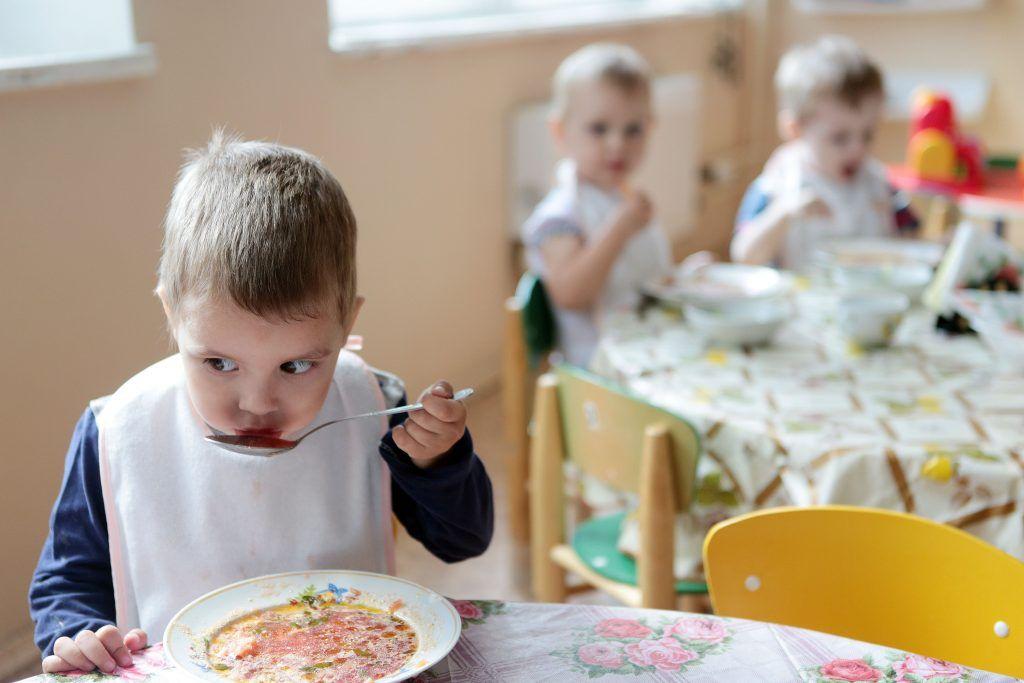 В Москве появились «гипоаллергенные» детские сады