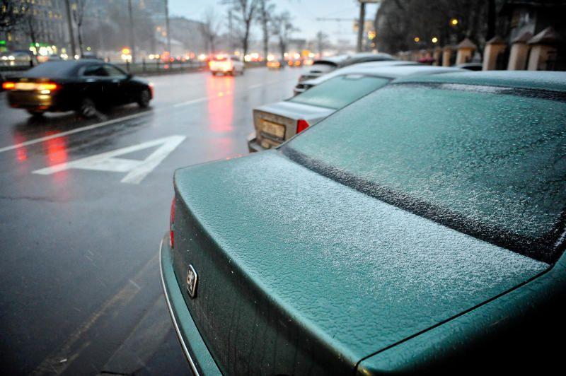На смену морозам в Москву придет оттепель