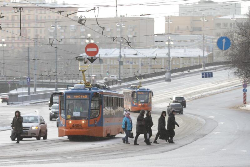 Москвичей предупредили о «желтом» уровне погодной опасности