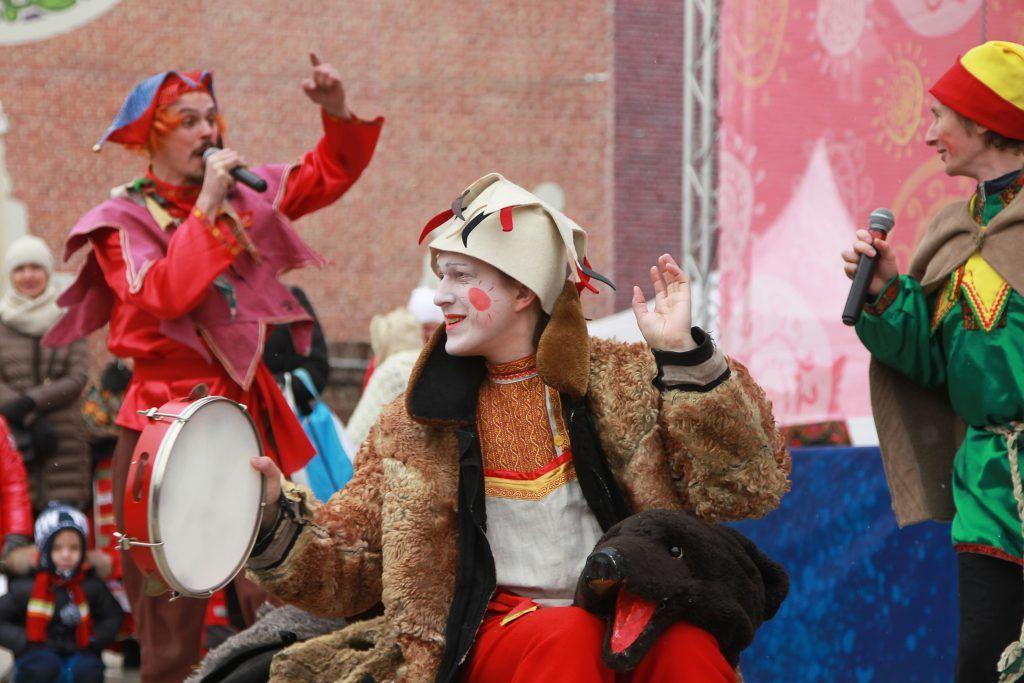 Масленица придет в библиотеки и культурные центры Москвы