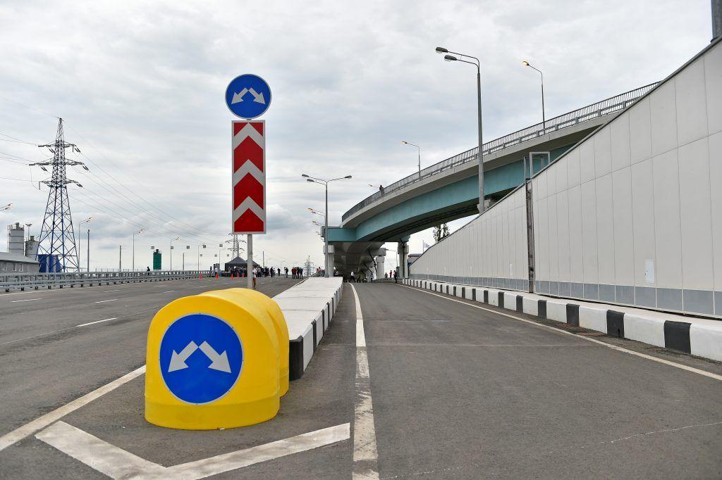 Это улучшит транспортную ситуацию минимум в двух районах. Фото: Владимир Новиков