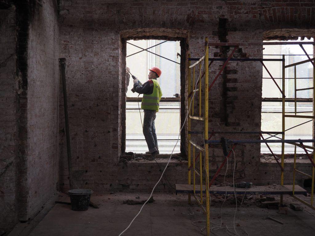 Инвестор арендует проездную башню с гауптвахтой в Москве