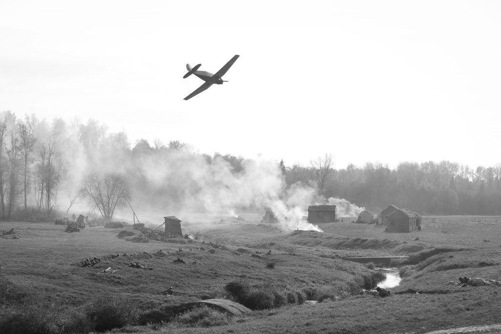 Москвичам расскажут об обороне столицы от немецких летчиков
