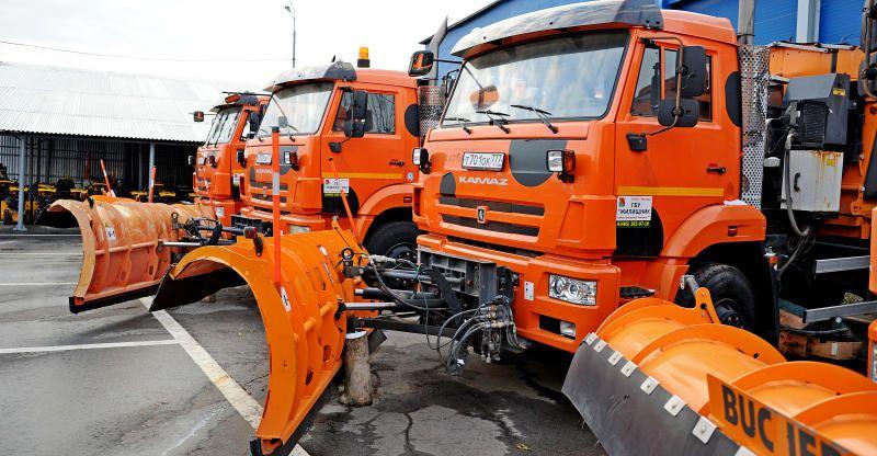 Жителям Москвы рассказали о подготовке коммунальщиков к непогоде