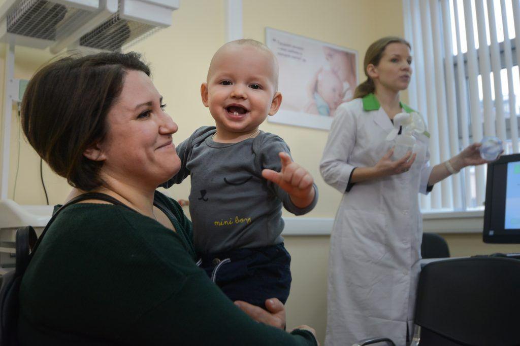 Капитальный ремонт филиала №2 детской поликлиники №98 стартует в марте