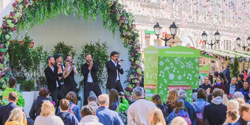 Фестиваль «Московская весна a cappella» пройдет в столице
