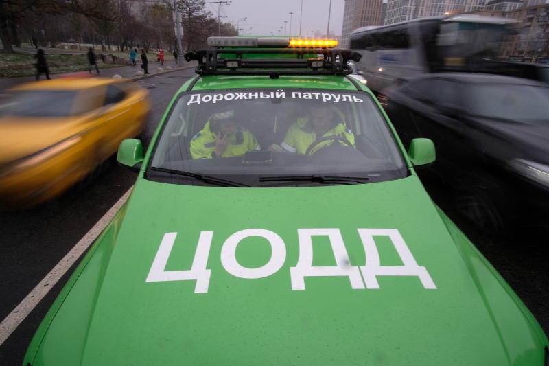В Москве сократилось число погибших в ДТП