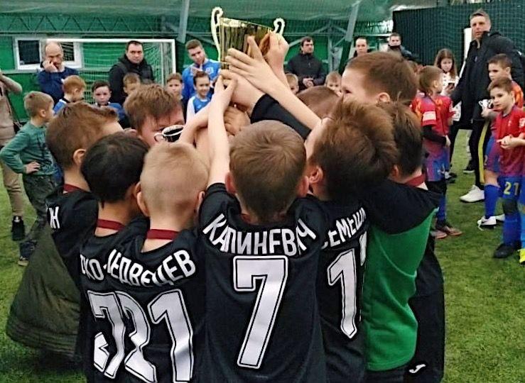 Юные торпедовцы одержали победу в зимнем первенстве Москвы