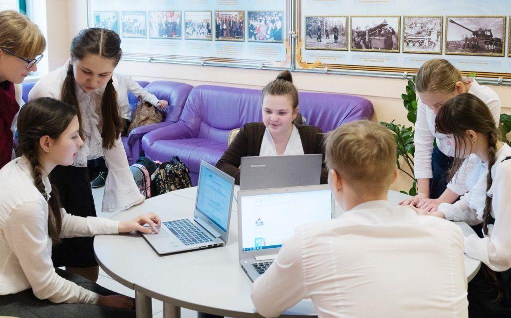 Посвященные жизни и творчеству А.С.Пушкина приложения появились в МЭШ. Фото: сайт мэра Москвы