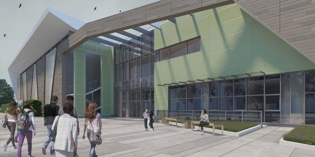 В Москве для спортшколы «Ника» построят тренировочный комплекс