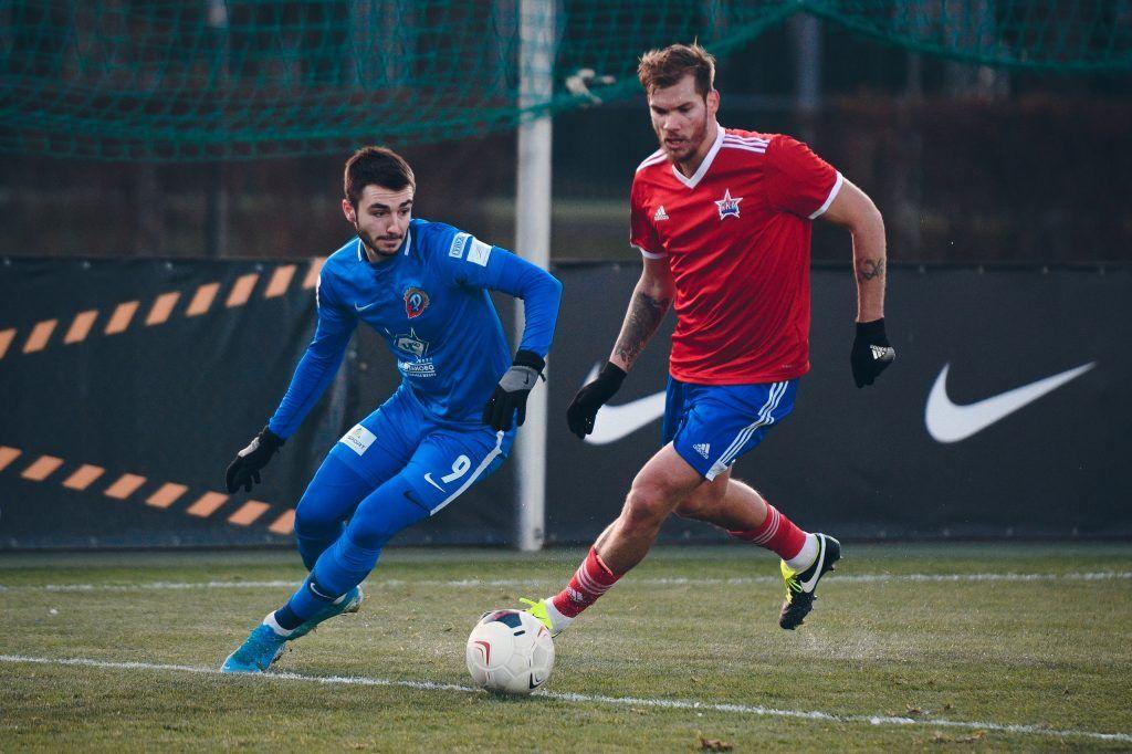 Футболисты «Чертанова» отправились на Олимп-Кубок в Пафос