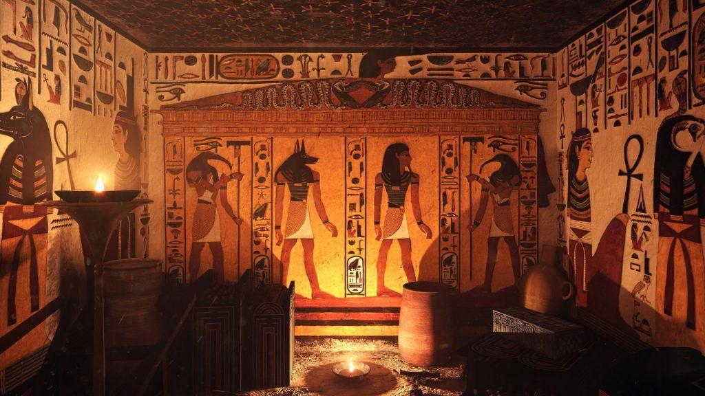 Цифровую реставрацию гробницы Нефертари представят в библиотеке №163