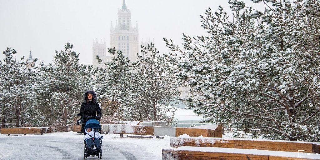 Теплая погода без осадков ожидает москвичей 15 февраля. Фото: сайт мэра Москвы