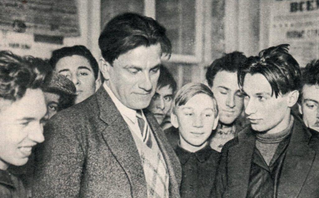 Лайки и дизлайки Маяковского: лекцию о поэте проведут в ЗИЛе. Фото: сайт мэра Москвы