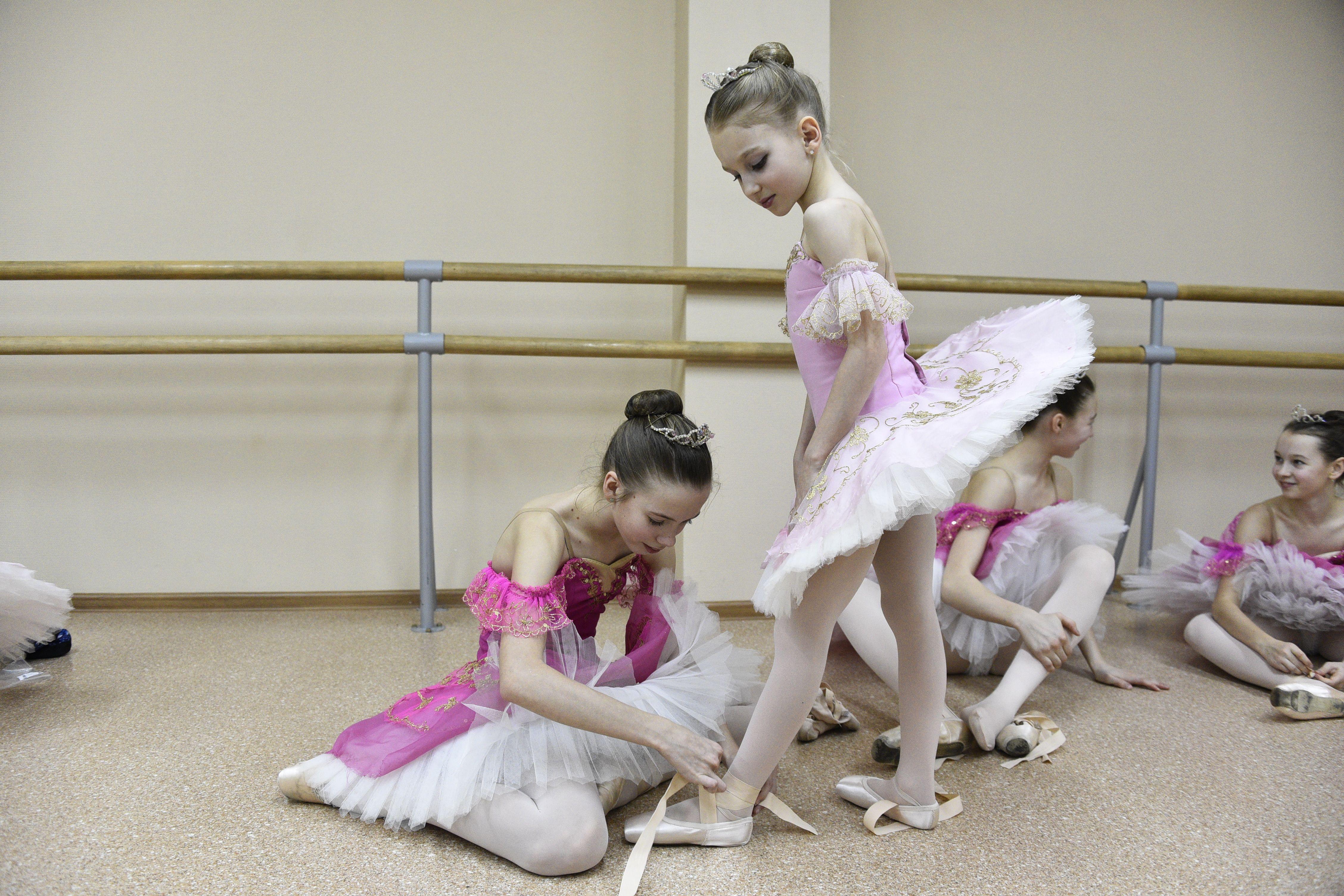 Покорить балетный олимп