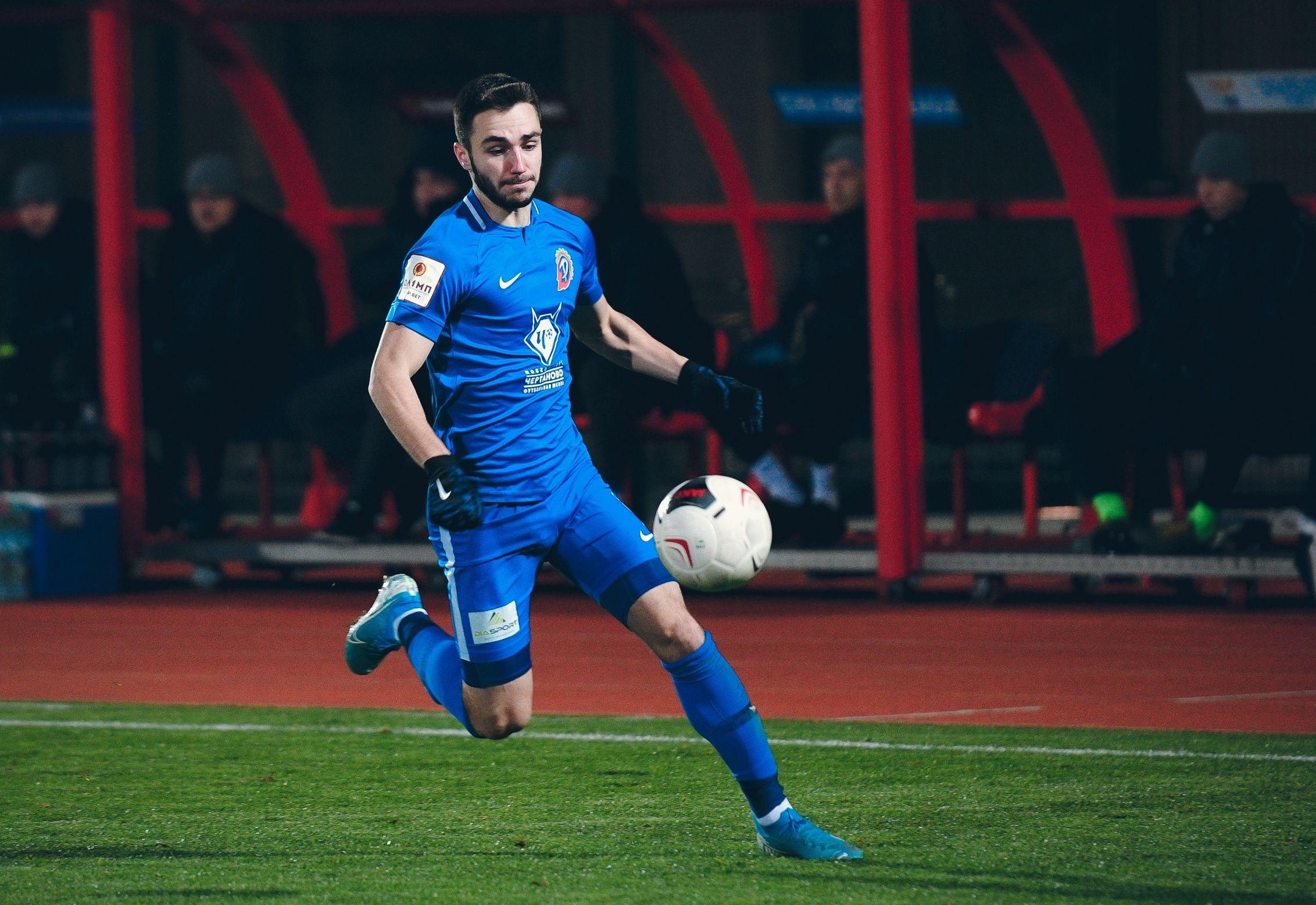 Футболисты «Чертанова» сыграют с «Мордовией» на выходных