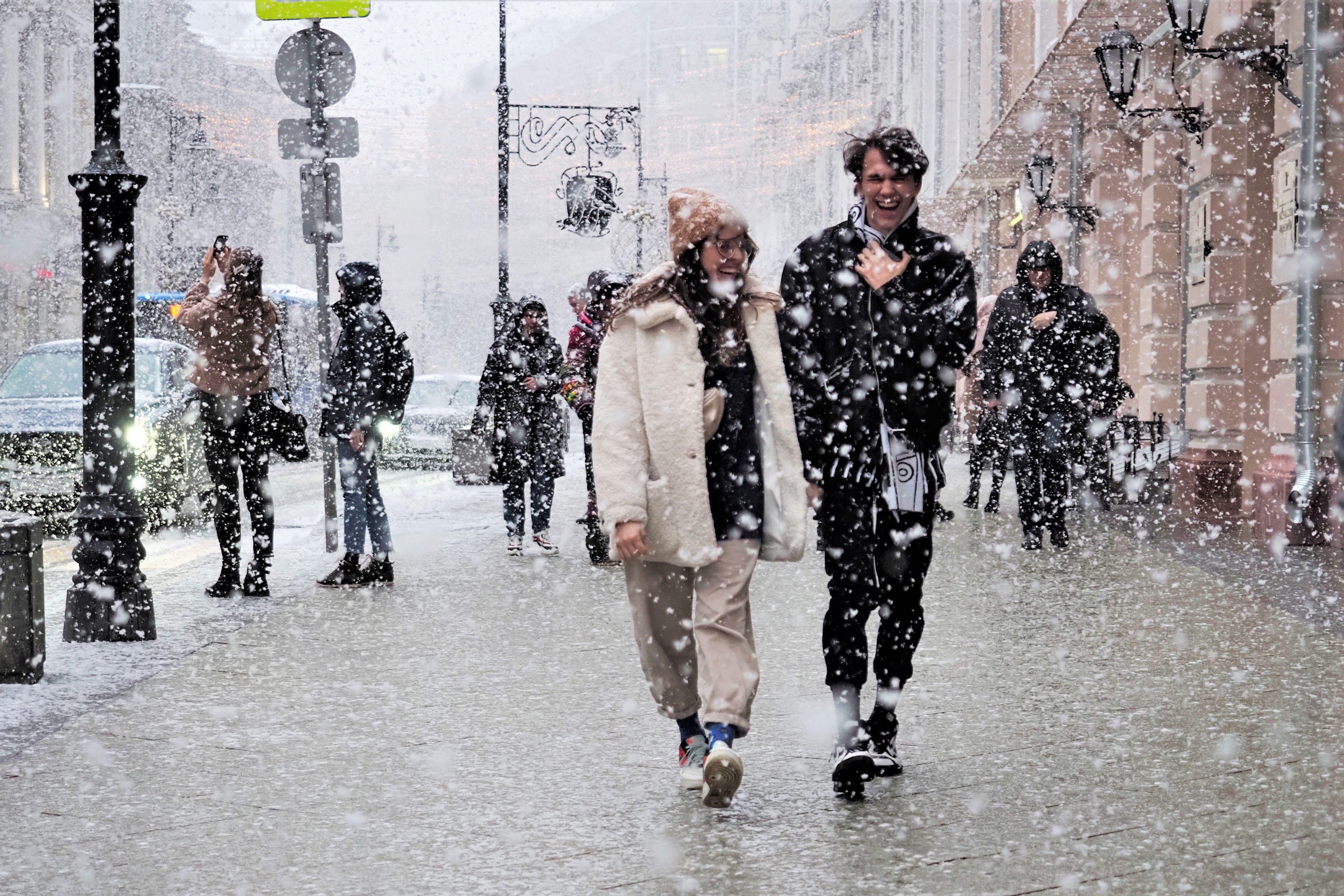 Роман Вильфанд назвал природу нового московского похолодания