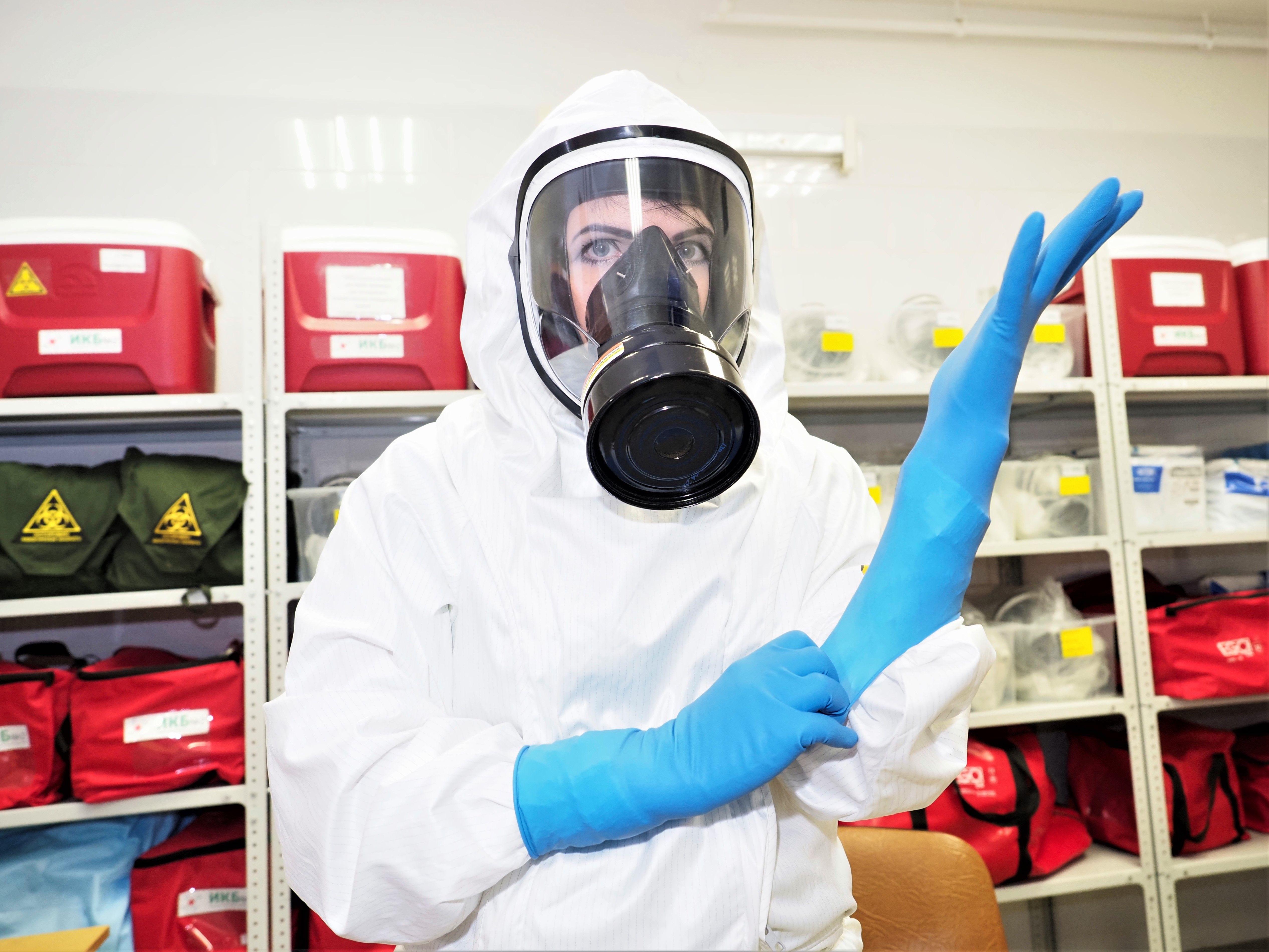 За сутки в России выявили 33 случая заражения коронавирусом