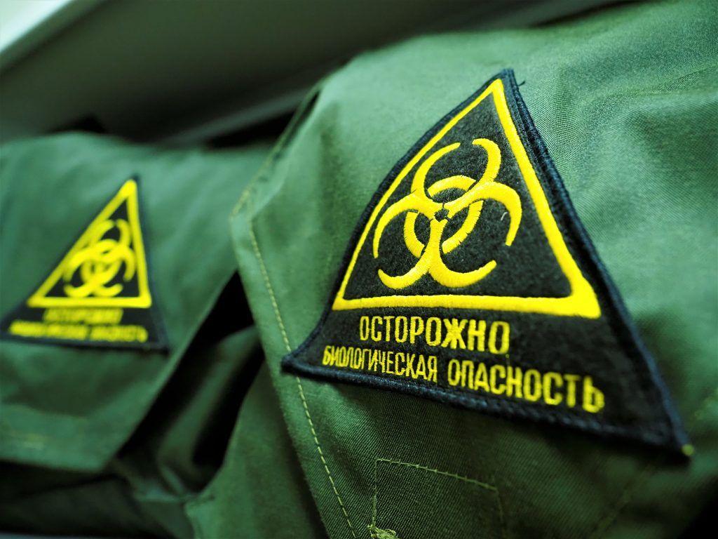 В Москве зафиксированы новые случаи заражения коронавирусом. Фото: Антон Гердо, «Вечерняя Москва»