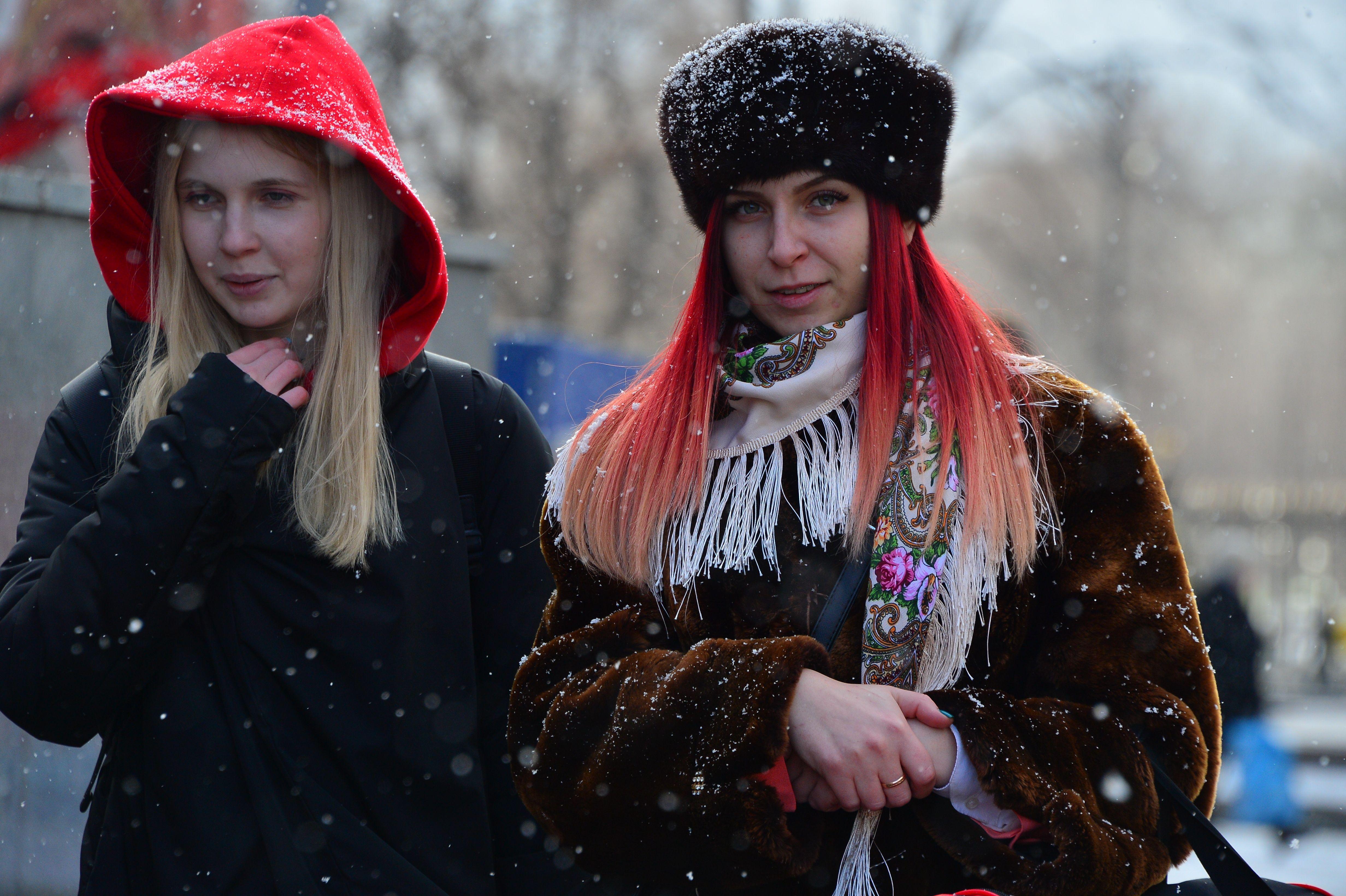 Москвичей напугали 10-градусным морозом на выходных
