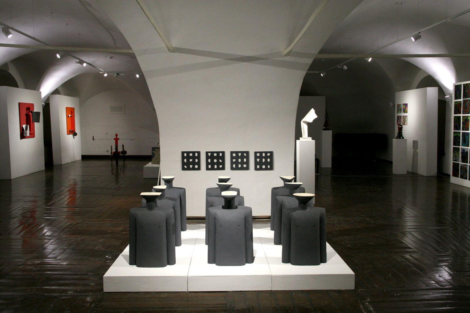 Размышления в пространстве: новую выставку представят в галерее «На Каширке»