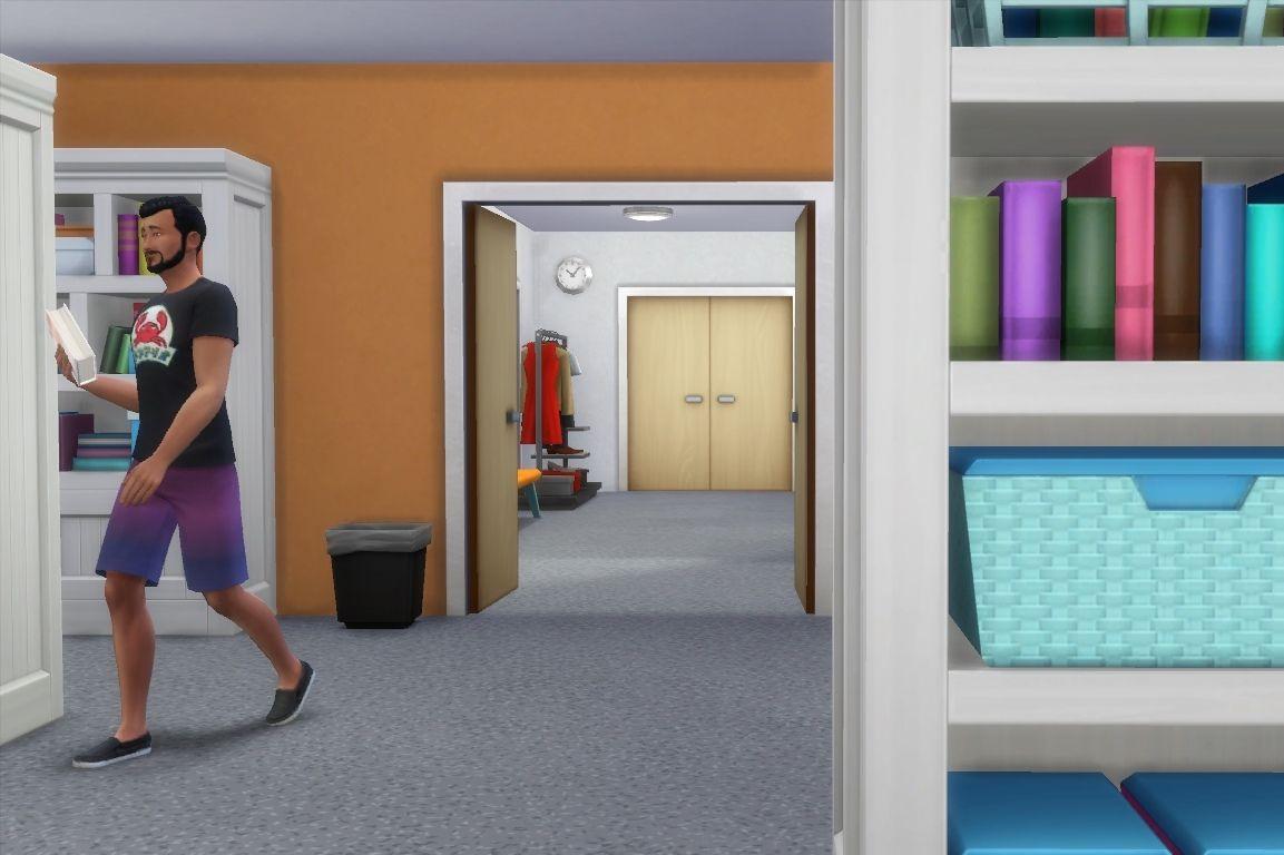 Виртуальную библиотеку №143 «построили» в компьютерной игре