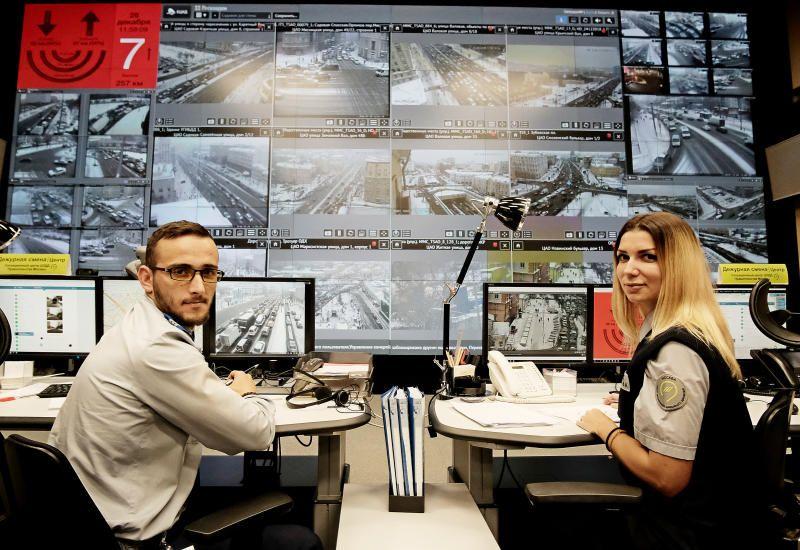 Более 100 новых камер установили на дорогах Москвы